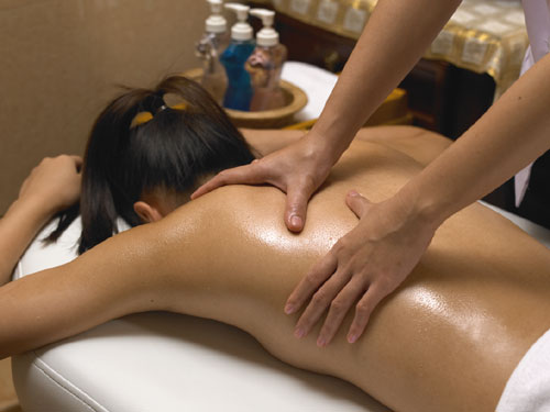 thai massage lady Glendale, California